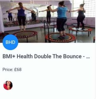 BMI Double the Bounce